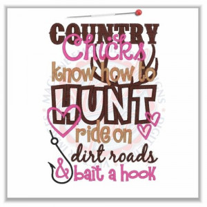 Quotes Hunting For Girls