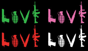 Gun Love Quotes Gun Love Decal 6 Quot X10 Quot