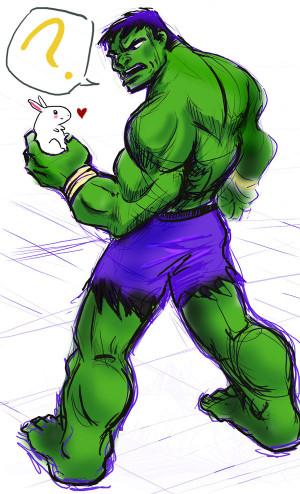 hulk love lt3 the incredible hulk in love