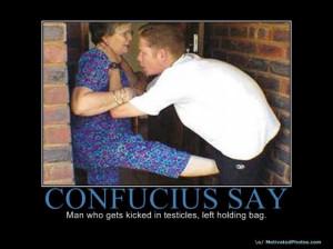 confucius say quotes