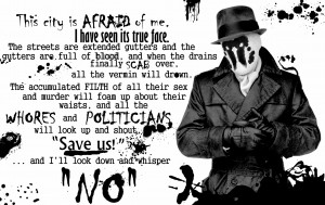 Download Watchmen Rorschach Wallpaper 1671x1055 | Wallpoper #340076