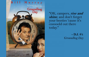 Groundhog Day Movie Quotes Radio #1
