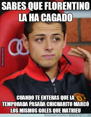 Los Memes Del Fichaje Chicharito Con El Madrid