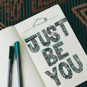 Be You!! - quotes Photo