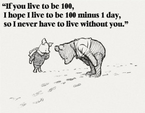 Winnie the Pooh quote ^.^ - random Photo