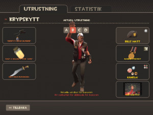 TF2 Sniper Load Outs