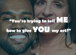 Kanye West Or Patti LuPone: Can You Guess Which Star's Audience ...