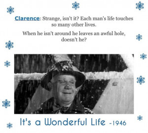 Clarence... It's a Wonderful Life 1946