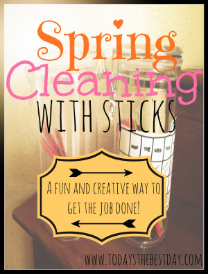 Spring Cleaning Quotes