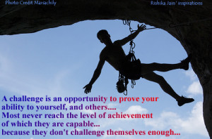 challenges Quotes, Pictures, Challenges and Success - Inspirational ...
