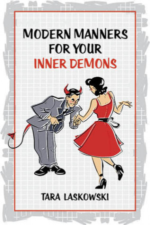 """... by marking """"Modern Manners for Your Inner Demons"""" as Want to Read"""