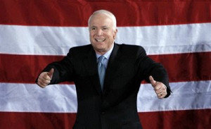 John McCain said it best: he is disappointed in the Republican Party ...