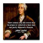 John Locke: Morality & Reason