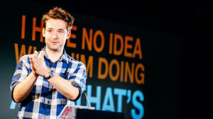 Alexis Ohanian: Sucking is the First Step to Being Sorta Good at ...