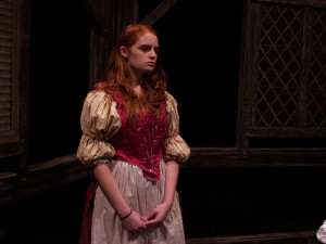 Abigail Williams of The Crucible by Arthur Miller