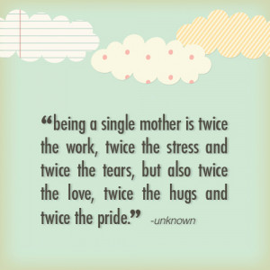 single mom dating quotes