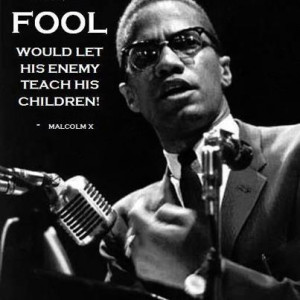 Malcolm X's Sage Guidance On Educational Policy