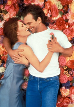 ... of Christian Slater and Mary Stuart Masterson in Bed of Roses (1996