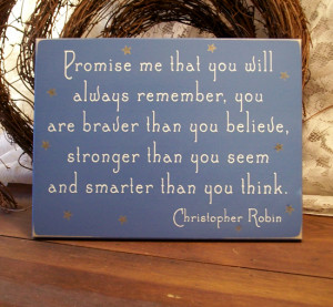 me you will always remember 9x12 promise me you will always remember ...