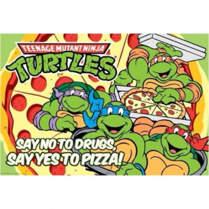 Ninja Turtles life lesson I love these guys, my son grew up with them ...