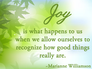 Inspirational Quotes About Joy for Your Homeschool