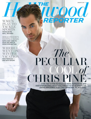 Chris Pine Says Working With Lindsay Lohan Was Like A 'Cyclone Of ...