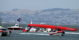Small Racing Sailboats