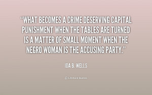 Quotes About Capital Punishment