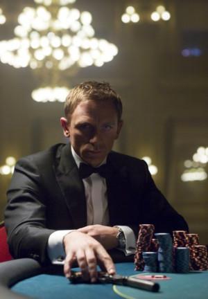 We need more 007. Always stylish, always hardcore.