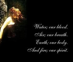 quote wiccan witches pagan air earth elements earth fire witch quote ...