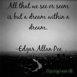 Edgar Allan Poe Quotes 2 - Edgar Allan Poe Wallpaper