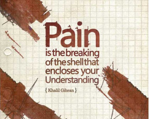 Pain Image Quotes And Sayings