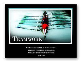 Teamwork Inspirational Quote