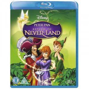 Details about Peter Pan 2: Return to Neverland - Walt Disney - Region ...