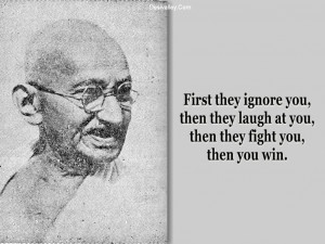 Ghandi Quotes HD Wallpaper 8