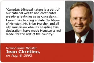 Jean Chretien quote