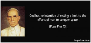 More Pope Pius XII Quotes