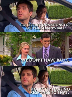 My favorite Psych quote