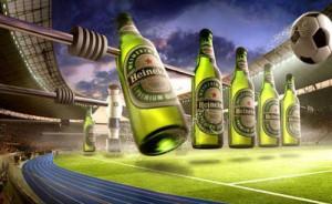 Heineken beer commercials - Table football - great beer ads!