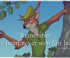 Robin Hood Disney Quotes
