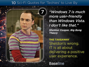 Ten Sci Quotes For Techies Live