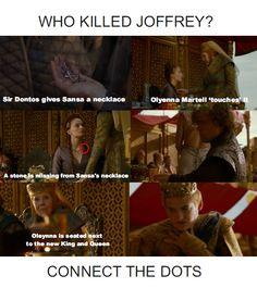 ... the lion and the rose purple wedding joffrey baratheon more joffrey