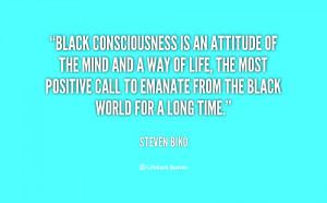 Black Consciousness Quotes