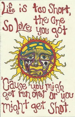 trippy indie sun hippy qoute Sublime Spiritual