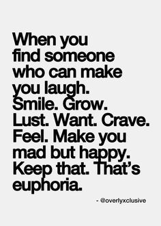 Baby You Are My Euphoria!! I Am Never Letting You Go And I Will Do ...