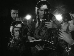 ... Dr. Strangelove or: How I Learned to Stop Worrying and Love the Bomb