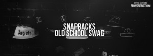 Snapbacks Old School Swag ~ Boldness Quote