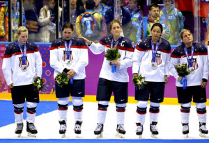Many grow up dreaming of winning an Olympic medal, of standing on the ...