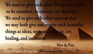 Diversity And Inclusion Quotes Love quotes, quotes