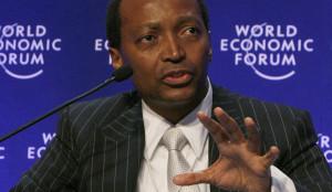 Gates, Buffett, can you hear me? Patrice Motsepe gives away half of ...